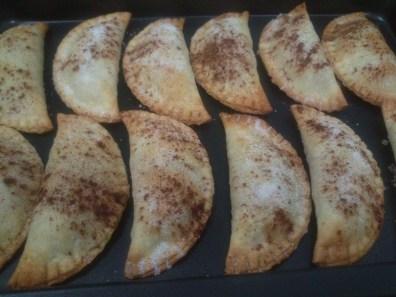 Empanadillas dulces de manzana (2)