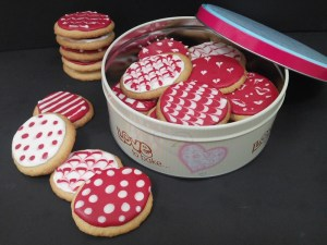 Galletas decoradas sin gluten