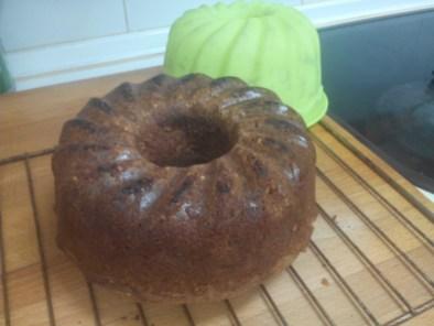 Bundt cake de manzana y nueces (6)
