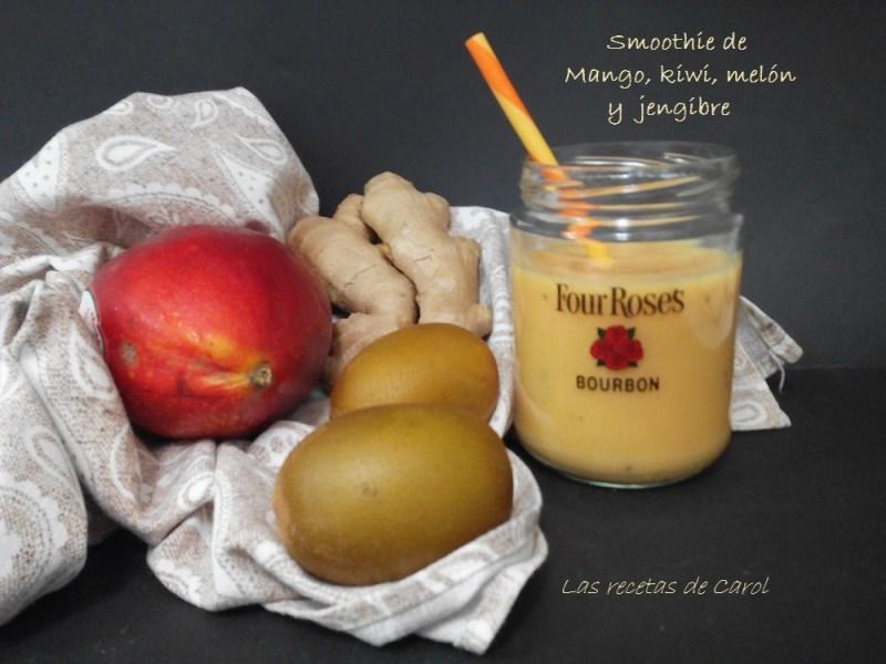 Smoothie de Mango y Kiwi