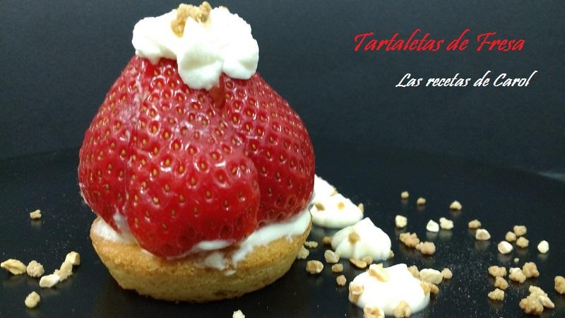 Tartaletas de Fresa Paco Torreblanca (6)