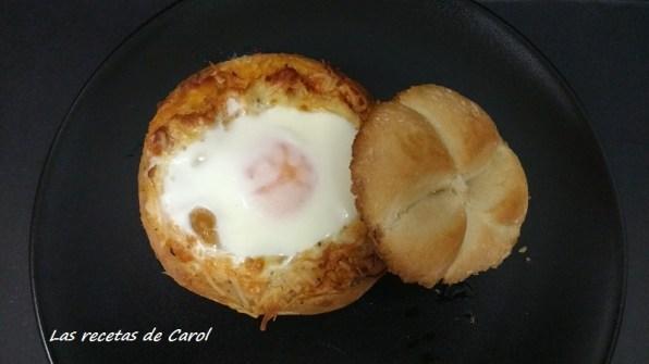 Huevos al nido horneados (2)
