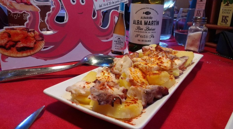 Pulpo Pasión Madrid