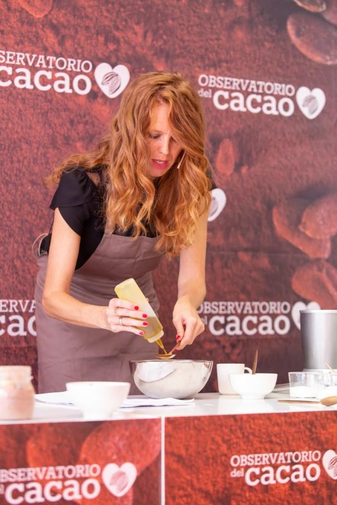 María Castro y Desayunos con corazón