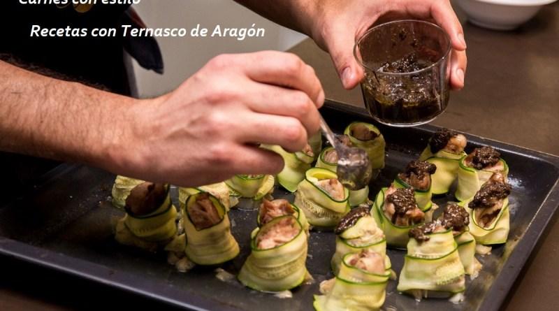 recetas con ternasco de Aragón