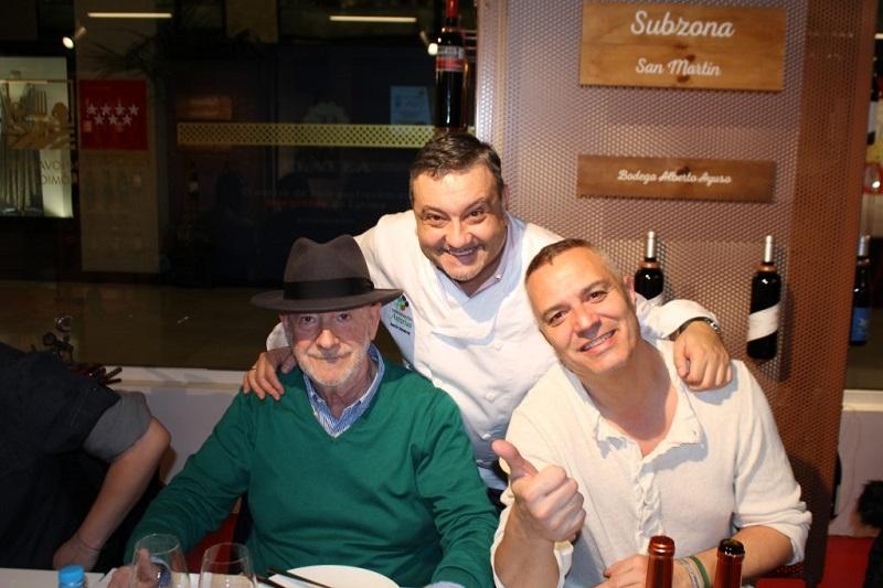 La mejor fabada de Madrid