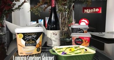 I Concurso de Canelones Gourmet Santa Rita