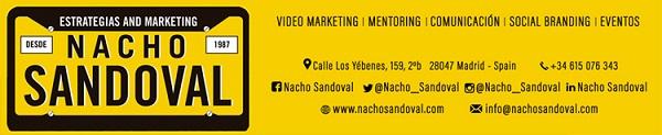 Nacho Sandoval Estratégias y Márketing
