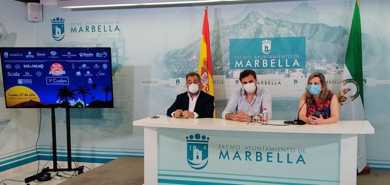 V Cumbre de Marbella All Stars