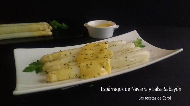Espárragos de Navarra