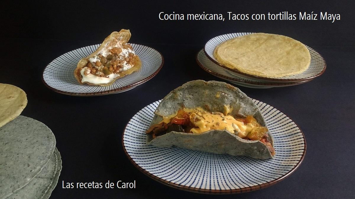 Tortillas Maíz Maya