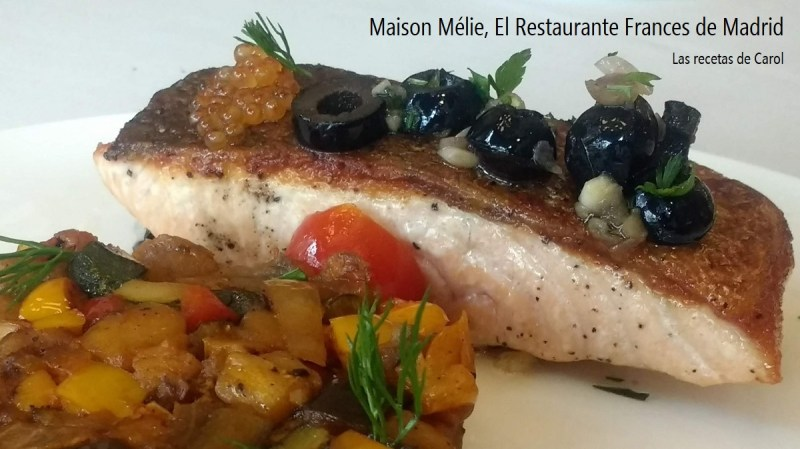 Maison Mélie Restaurante