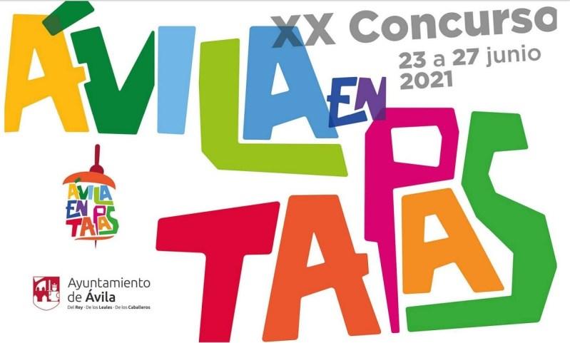Ávila en Tapas 2021