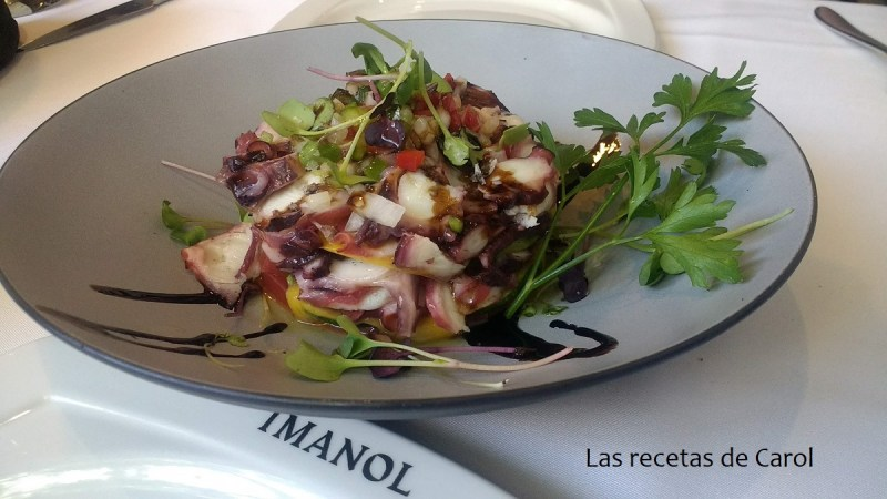Restaurantes Imanol