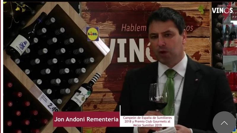 10 vinos premium Lidl