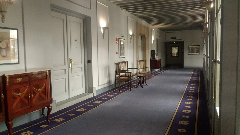 Palacio Los Velada. Hotel