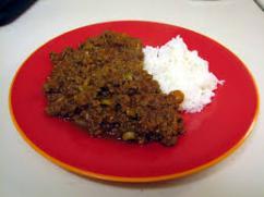 Recetas – Carne molida picadillo al estilo puertorriqueño