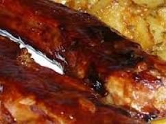 Recetas – Costillas de cerdo en salsa agridulce