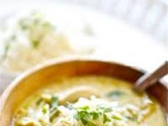 Recetas – Curry verde de Pollo