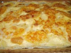 Recetas – Patatas gratinadas