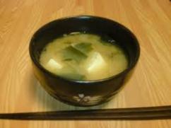 Recetas – Sopa de miso blanco con raviolis chinos