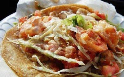 Recetas – Tacos de camarón estilo ensenada
