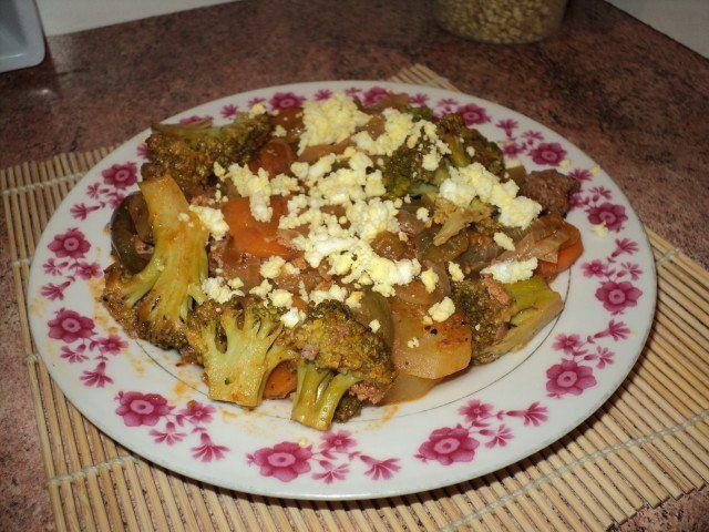 Recetas – Estofado de brócoli
