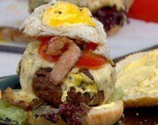 Recetas – Hamburgrosa y hamburguesa de portobello