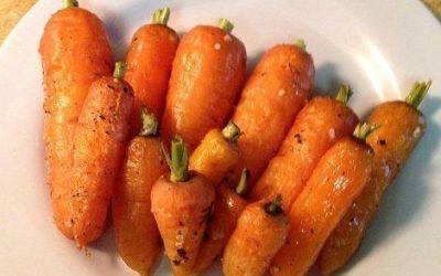 Recetas – Zanahorias al vichy