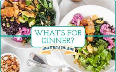 Semana 2 Plan de comidas saludables