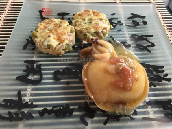 chocos en salsa de soja blog