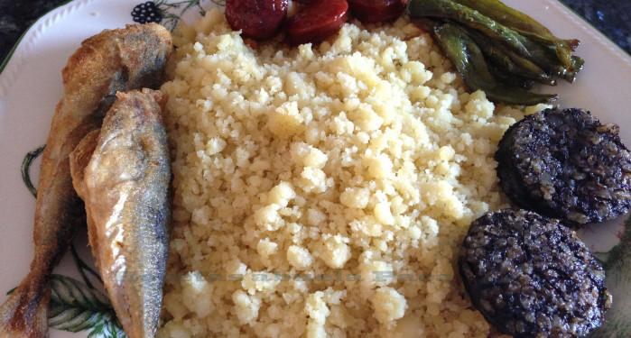 Migas con sémola de trigo de Almería