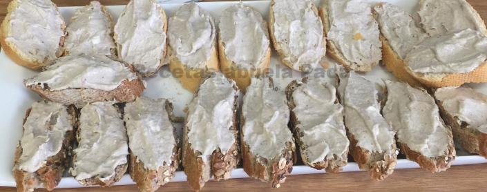 Paté de sardinas en TM50 (0)