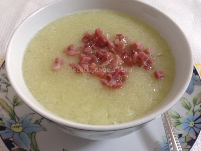 Sopa de melón0 (0)