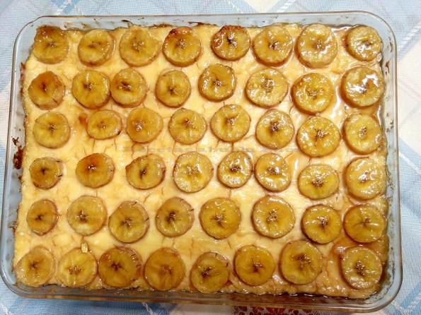 Tarta de platano con natillas blog1