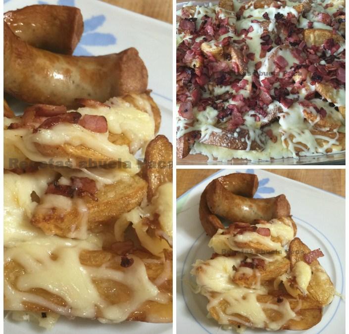 Patatas gajo con queso y crujiente de bacon0 (0)