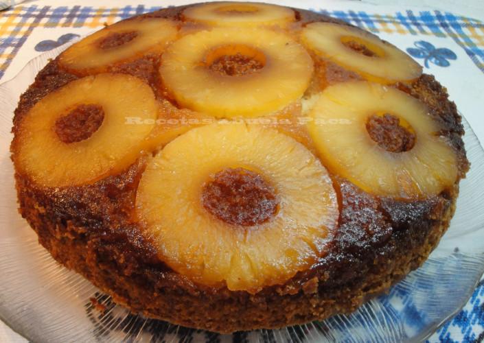 Tatín de piña (tarta invertida)3 (2)