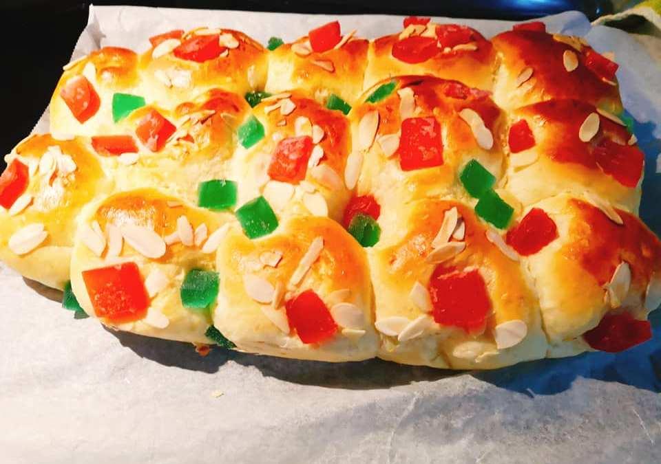 Roscón de Reyes por Claudia Mirella con Thermomix0 (0)
