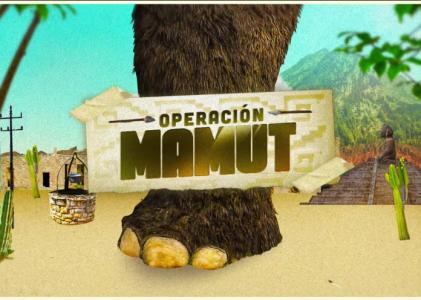 Operación Mamut con Nora Huerta