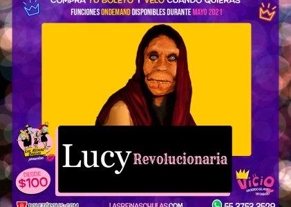 Lucy, Revolucionaria