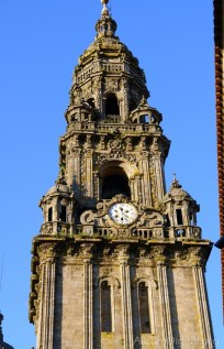 Torre de una catedral