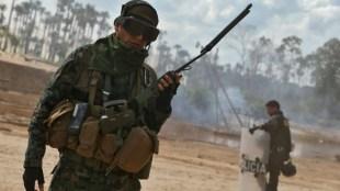"""Perú: Gobierno instalará base militar en """"La Pampa"""" para detener minería ilegal."""