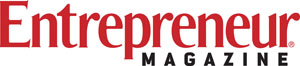 Entrepreneur Magazine Logo.