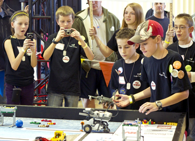 Utah FIRST LEGO League engages thousands of kids every year.