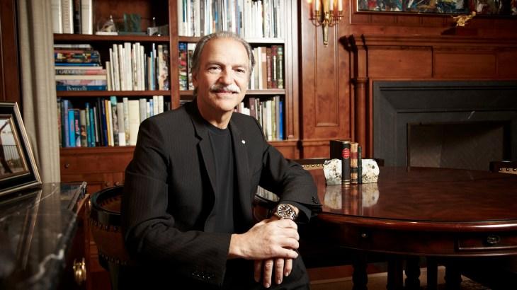 Pierre Lassonde, founder of Lassonde Entrepreneur Institute.