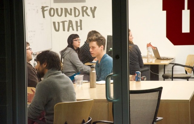 The Foundry Utah discovery program, founded by the David Eccles School of Business and Lassonde Entrepreneur Institute.