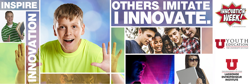 Innovation week inspires youth and students to create. Hosted by Lassonde at the U.