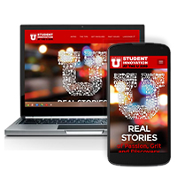 Student Innovation at the U available in print and electronically.