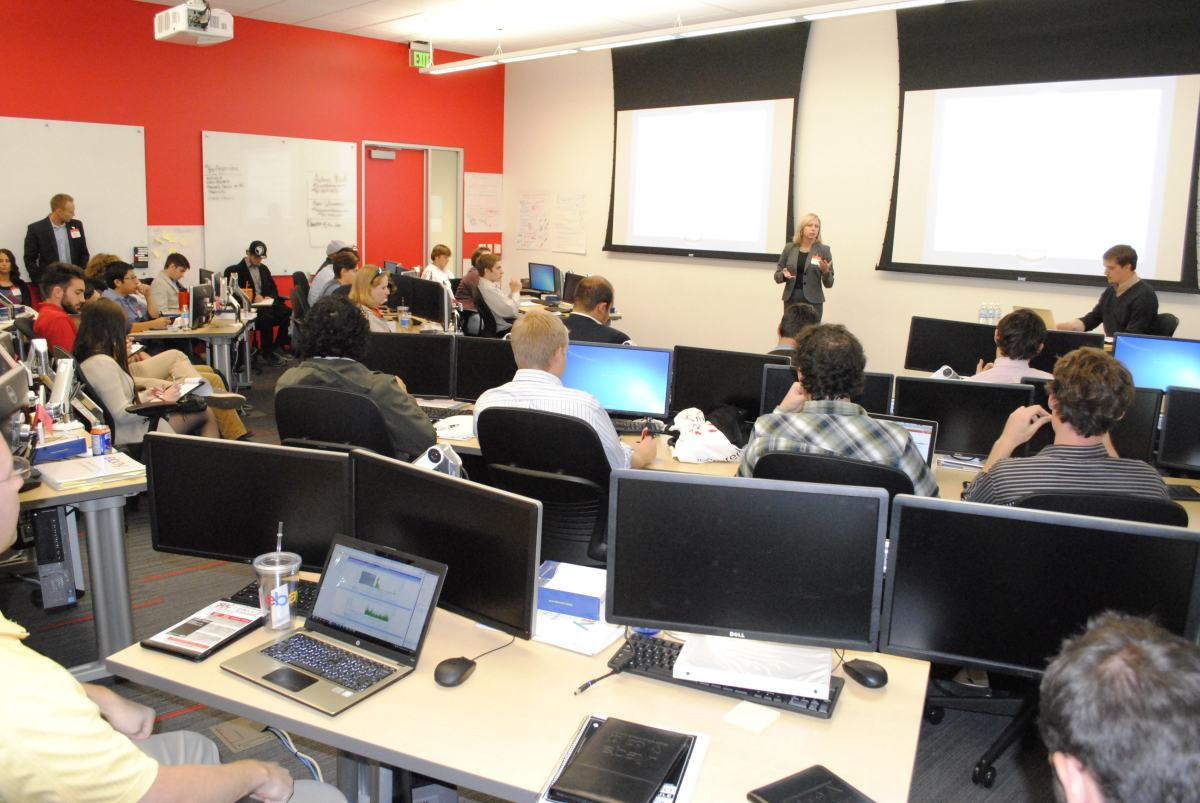 Lassonde's Workshops provide specialized training from industry professionals to students.