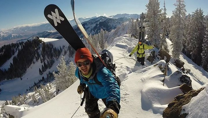 U Student Cedar Coleman founded Built Tough in the Wasatch, a nonprofit organization to prepare adventurers.
